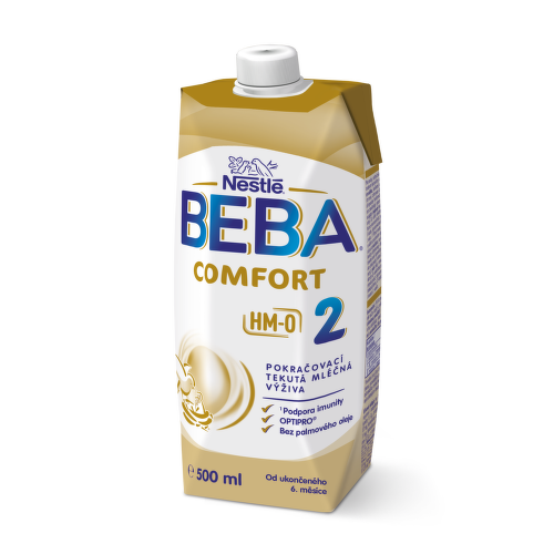 Dárek - BEBA COMFORT LIQUID 2 HM-O 500 ml BE907