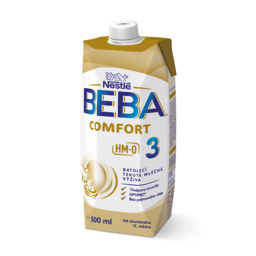 Dárek - BEBA COMFORT LIQUID 3 HM-O 500 ml BE907
