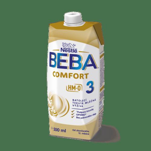 Dárek - BEBA COMFORT LIQUID 3 HM-O 500 ml BE907