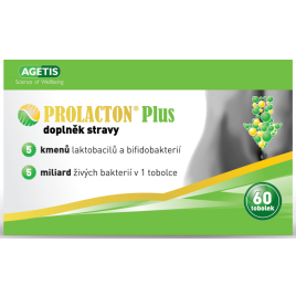 Prolacton PLUS 60 tobolek