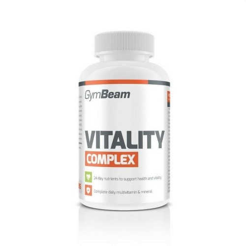 GymBeam Vitality complex tbl.60