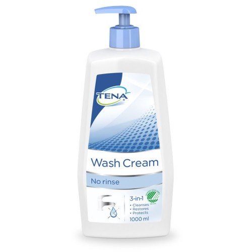 TENA Wash Cream - Mycí krém 1000ml