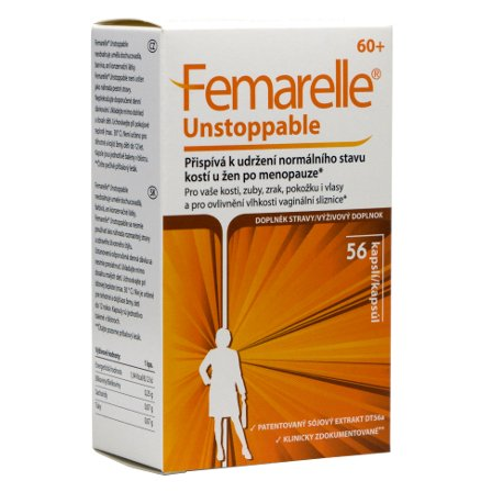 Femarelle Unstoppable 60 cps.56