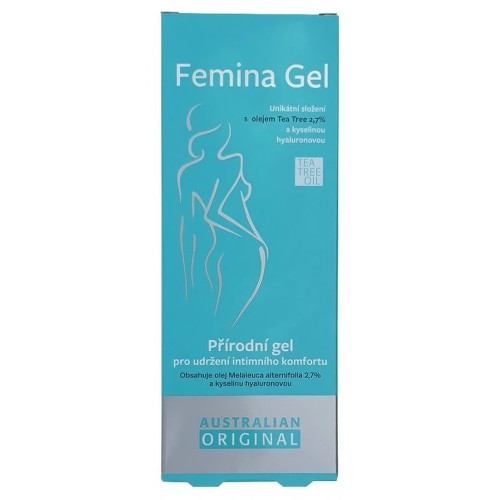 Femina Gel Australian Original 5x5ml