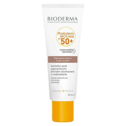 BIODERMA Photoderm SPOT AGE SPF50 gel-krém 40ml