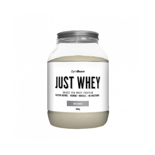 GymBeam Just Whey protein unflavored 1000g