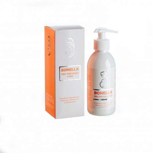 BONELLA CREAM krém proti striím 250ml