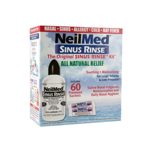 Sinus Rinse Isotonic 240ml 60sáčků