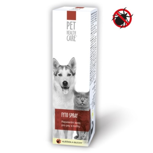 PET HEALTH CARE Fyto SPRAY 200 ml
