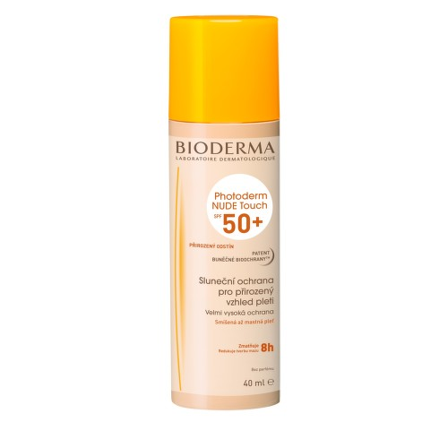 BIODERMA Photoderm NUDE Touch přiroze.SPF50 40ml