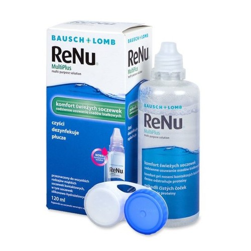ReNu Multipurpose solution 120ml