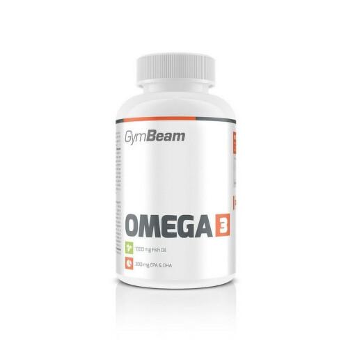 GymBeam Omega 3 cps.120