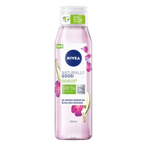 NIVEA SG Naturally Wild Rosé 300ml