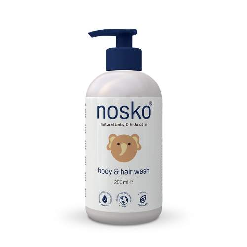 Nosko Baby Body Hair wash 200ml