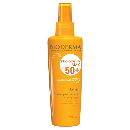 BIODERMA Photoderm MAX Sprej SPF50 200ml