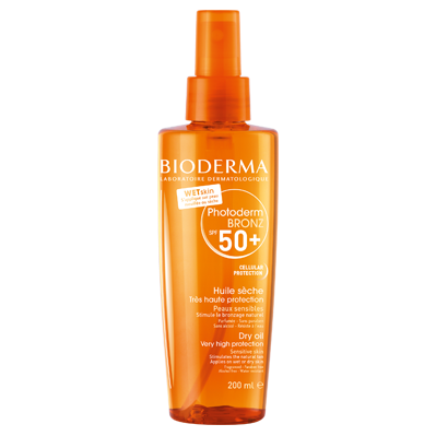 BIODERMA Photoderm BRONZ Olej SPF 50 200 ml