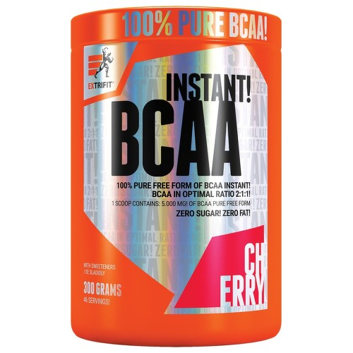 EXTRIFIT BCAA Instant 300g Cherry
