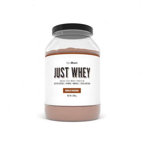 GymBeam Just Whey protein choco.milkshake 2000g