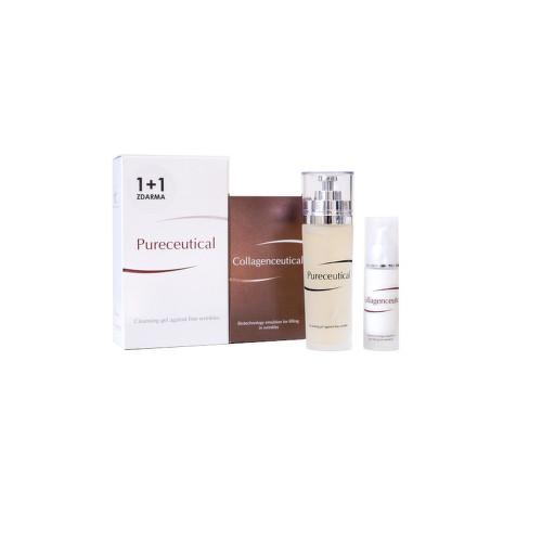 FC Collagenceutical 30ml FC Pureceutical gel 125ml