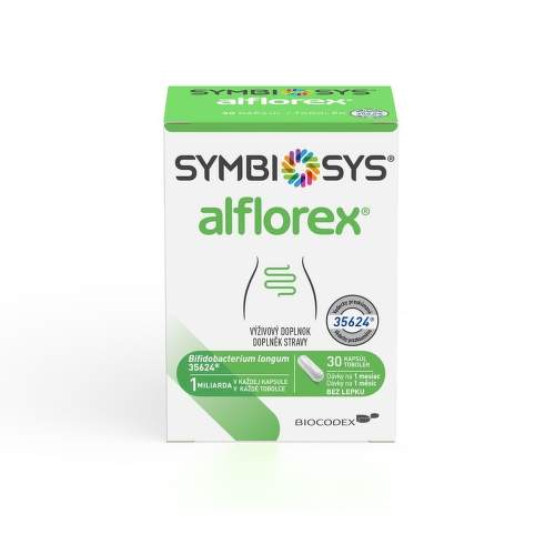 SYMBIOSYS Alflorex 10mg cps.30