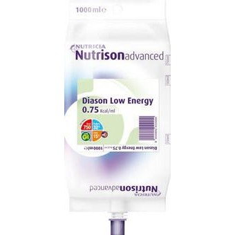 NUTRISON ADVANCED DIASON LOW ENERGY perorální SOL 1X1000ML