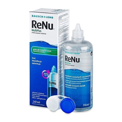 Bausch Lomb ReNu MultiPlus Multi-Purpose Sol.240ml