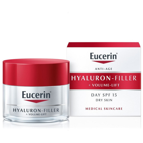 EUCERIN HYALURON FILLER VOL-LIFT den suchá p. 50ml