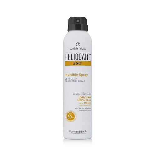 Heliocare Invisible spray SPF50 200ml