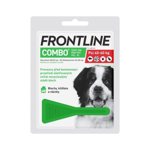 Frontline Combo Spot on Dog XL pipeta 1x4.02ml