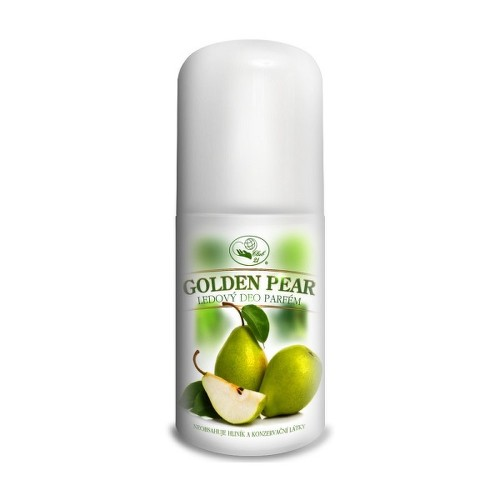 Ledový Deo parfém GOLDEN PEAR roll-on 50 ml