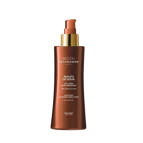 ESTHEDERM Sun sheen tanning body lotion 150ml