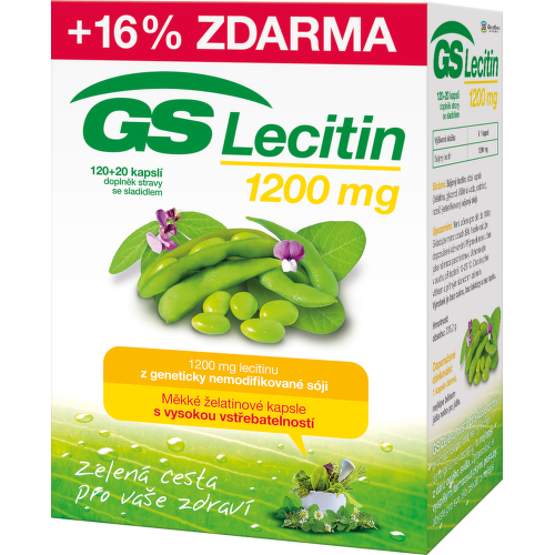GS Lecitin 1200 cps.120 20