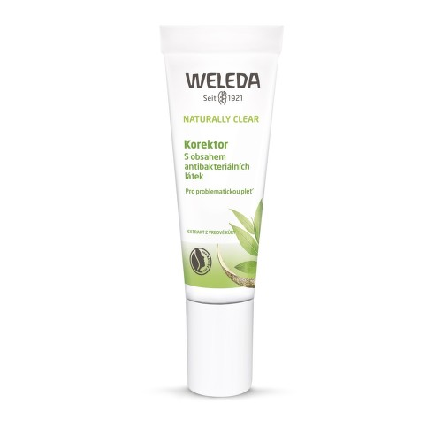 WELEDA NATURALLY CLEAR Korektor problem.pleť 10ml