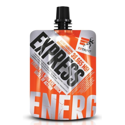 EXTRIFIT Express Energy Gel 80g Lime