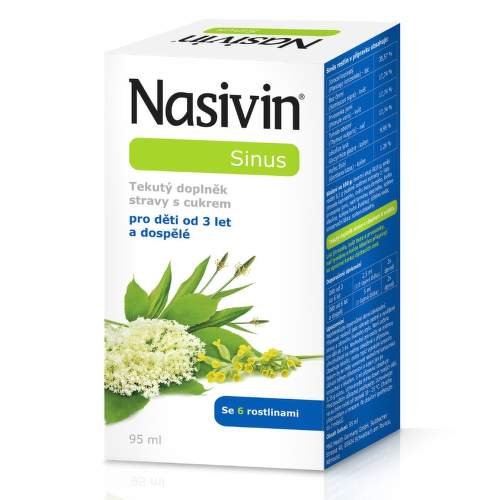 Nasivin Sinus 95 ml
