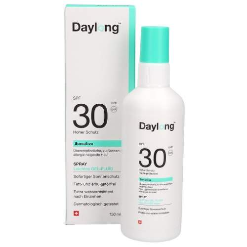 Daylong Sensitive SPF 30 spray gel-fluid 150ml
