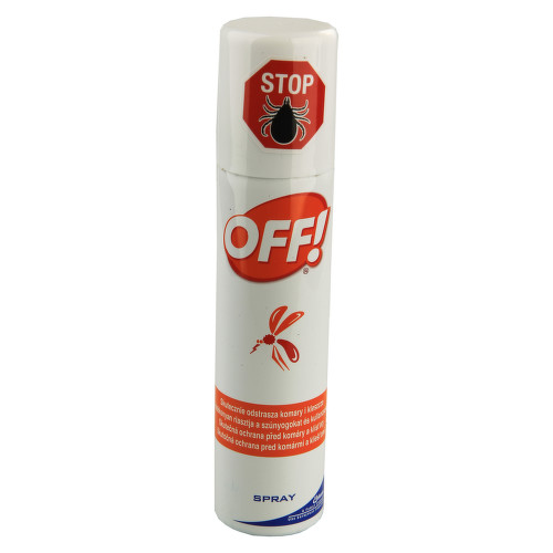 OFF! Protect sprej 100ml