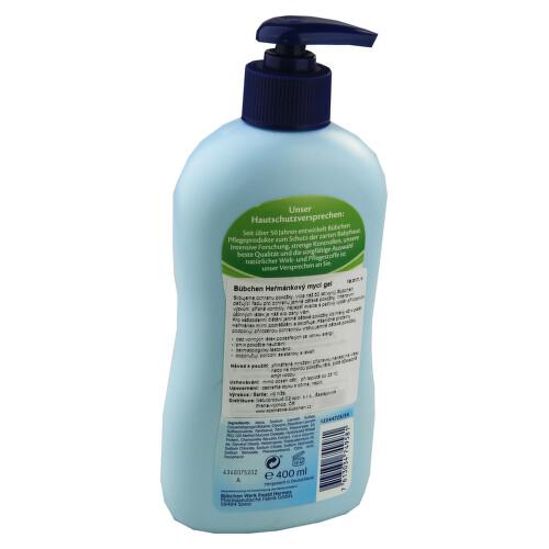 Bübchen Heřmánkový mycí gel pro děti 400ml