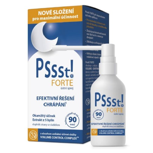 Pssst! FORTE spray 15ml 10ml