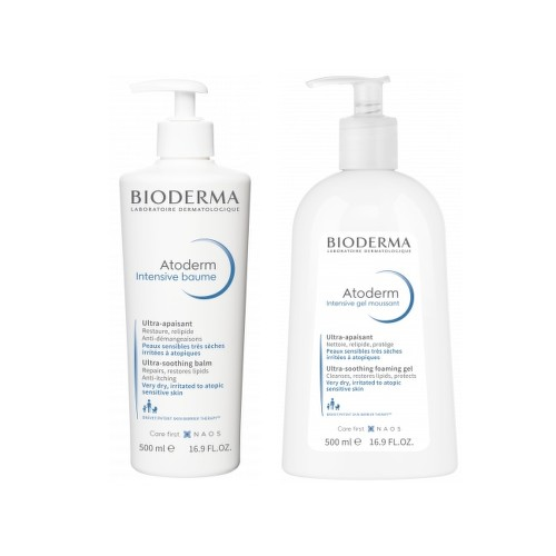 BIODERMA ATODERM Intens.baume 500ml Gel mous.500ml