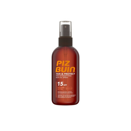 PIZ BUIN Tan Protect Oil Spray SPF15 150ml