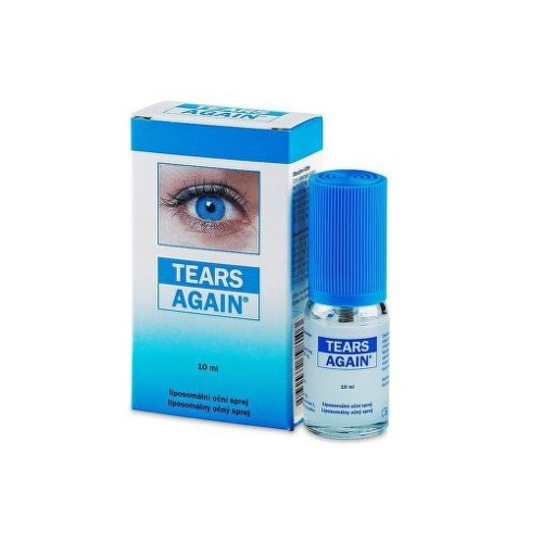 Tears Again oční sprej s lipozomy 1x10ml