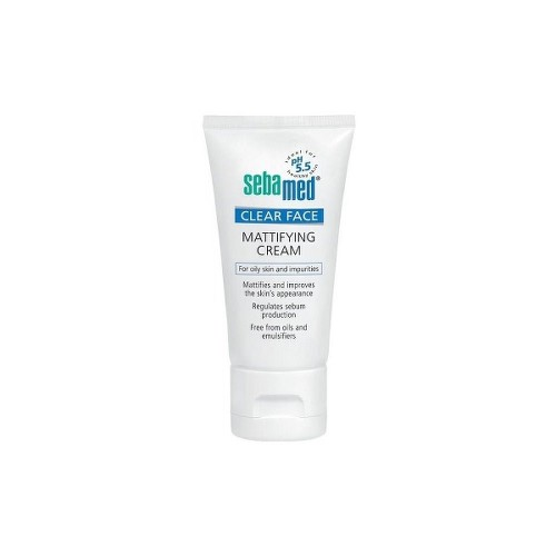 SEBAMED Clear face matující krém 50ml