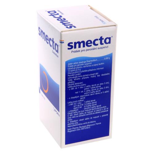 SMECTA perorální prášek pro přípravu suspenze 1X10