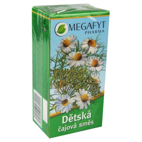 DĚTSKÁ ČAJOVÁ SMĚS perorální léčivý čaj 20X1.5GM