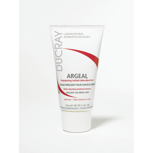 DUCRAY Argeal shamp.150ml - mastné vlasy