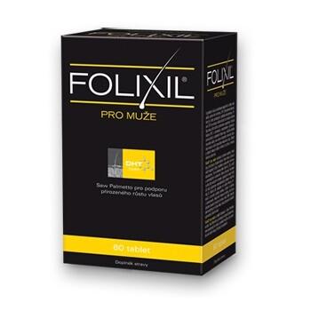 Folixil Plus pro muže tbl.60 bls. - II. jakost