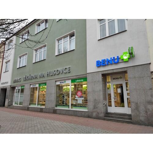Jičín, Husova