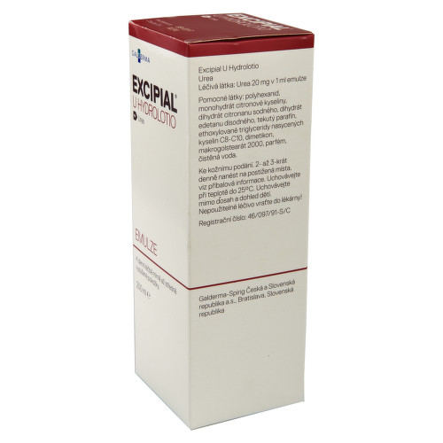 EXCIPIAL U HYDROLOTIO kožní podání emulze 1X200ML