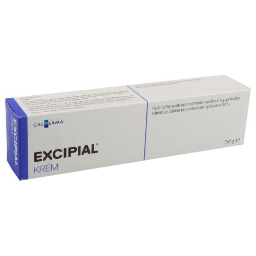 EXCIPIAL KRÉM kožní podání krém 1X100GM